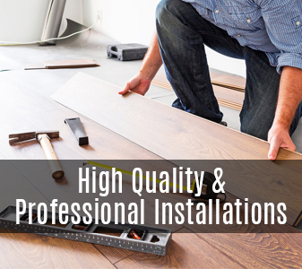 High Quality and Professional Installations at Wadsworth Flooring and Home in South Daytona